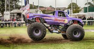 traas monster truck tour