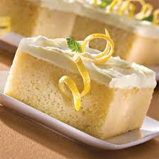 Lemon Cake Recipe Wilton