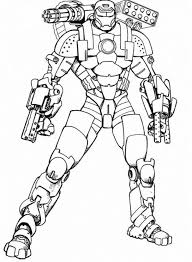 Small Picture Iron Man Armored Adventures Coloring Pages Super Heroes Coloring