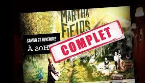 Tickets : Martha Fields Galloway - Billetweb