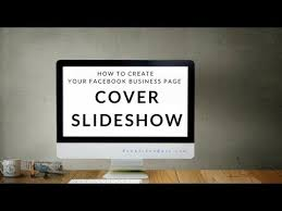 how to create a facebook cover slideshow 3 25 tutorial