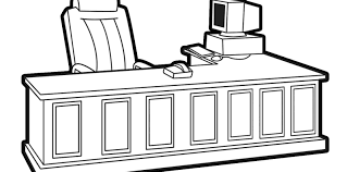 desk clipart black and white. full size of desk:black and white desk beautiful black are you clipart