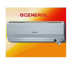 General Air Conditioners 1 Ton General Ac