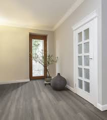 tuscany corridor and huge glass door stone grey strand woven bamboo flooring