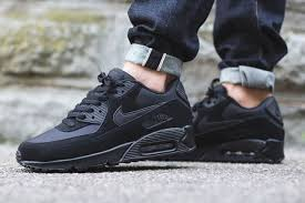 nike shoes air max black 90. gblup ioffer want ad: nike air max 90 triple black [paypal only] nike shoes air max black a