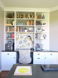 finished office makeover. Home Office Makeover Reveal, Decor, Office, Painted Furniture Finished A