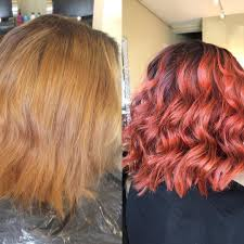 Colour Correction Services Top Cheshire Hairdressers