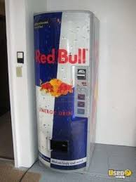 How To Get A Red Bull Vending Machine