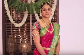 the south indian bridal makeup