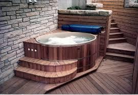 Articles with Wooden Barrel Bathtub Tag: Beautiful Barrel Bathtub ...