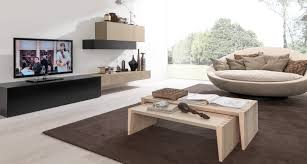 O Italian Living Room With TV Design