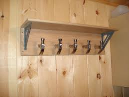 Creative Ideas For Coat Racks Furniture Carpenter Themed Fathers Day Coat Rack Claw Hammer Racks 91