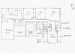to scale graph paper kitchen design graph paper how to draw a floor plan to scale 7 steps