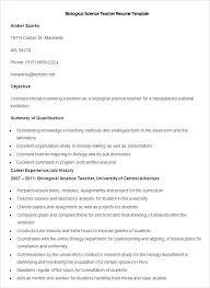 Word 2007 Resume Templates Free Teacher Resume Templates Free Sample