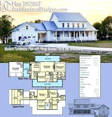 contemporary farmhouse floor plans modern farmhouse floor plans new contemporary modern farmhouse open floor plans beautiful decorating home design