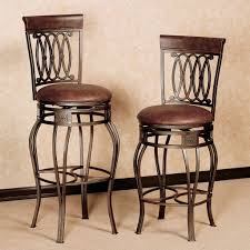 Rod Iron Kitchen Tables Tall Kitchen Table With Stools Example Of An Extra Tall Stool