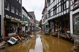 flood disaster in Central Europe ...