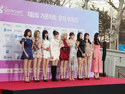 Twice Gaon Chart 2018 Twice 8th Gaon Chart Music Awards Behind The Scenes Kpopping