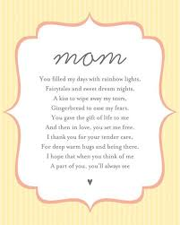 Short Mothers Day Poems For / From Kids, Child in English | Happy ...