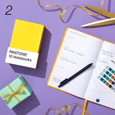 pantone 2018 holiday gift guide lifestyle notebooks planner