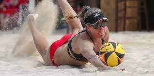 April Ross - AVP Beach Volleyball