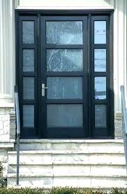 frosted glass front door modern glass entry door modern glass exterior doors modern glass front door