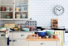 Barn Light Electric Coupon Vintage Clocks Provide Functional Artwork For Kitchen