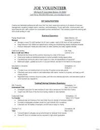 Simple Resume Examples For Jobs Custom Resume Examples For Jobs With Little Experience Sample Resume With