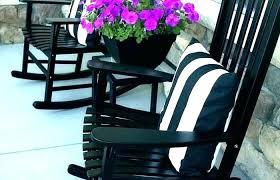 best outdoor rocking chairs best outdoor rocking modern outdoor ideas medium size outdoor rocking chair black