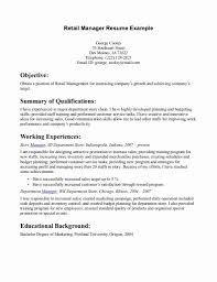 Sample Resume For Overnight Stocker Stocker For Grocery Store Clerk