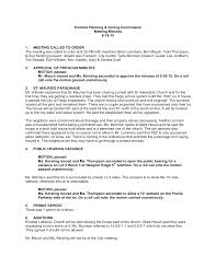 Kindred Planning & Zoning Commission Meeting Minutes