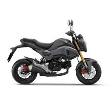 new msx 125 with abs brakes from honda