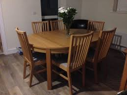 ikea dining room table and 6 chairs