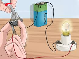 Light A Bulb With One Wire 3 Ways To Make A Circuit Wikihow
