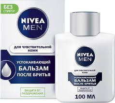 ROZETKA   <b>Бальзам после бритья</b> Nivea Men <b>успокаивающий</b> для ...