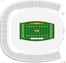 Scott Stadium Virginia Seating Guide Rateyourseats Com