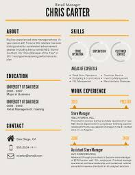 Infographic Resume Examples Simple Infographic Resume Printables And Charts 45