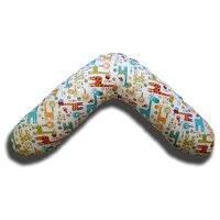 «<b>Подушка для беременных Smart textile</b> Бумеранг шарики с ...