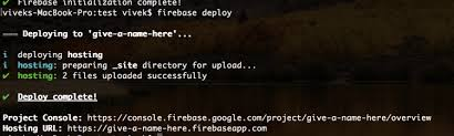 How to host jekyll on Firebase with free SSL | Inkoop Blog