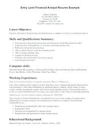 How To Write An Objective For A Resume Enchanting Examples Of Objective In A Resume Letter Resume Directory