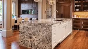 quartz countertops can be found with beautiful natural marbling and the same veining typically seen in high end natural stone countertops
