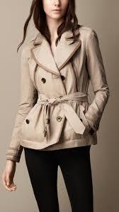 gallery women s burberry brit trench women s neoprene coats