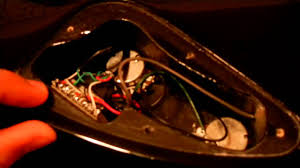 installing dimarzio paf in ibanez rg guitar