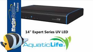 aquaticlife xs uv reef led light