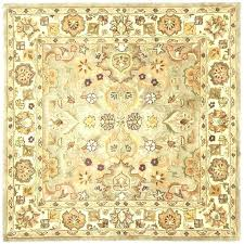 light green area rug square area rugs rug light green beige heritage wool area rug 6
