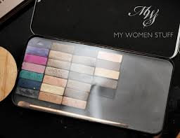 makeup forever empty palette