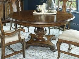 weathered round dining table art furniture continental weathered nutmeg wide round dining table weathered grey dining