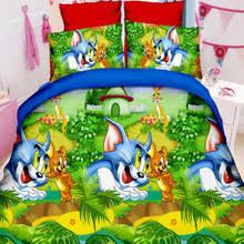 3D 4 шт. KING <b>Mickey</b> Mouse <b>Комплект постельного белья</b> Минни ...