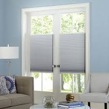 door shades cellular shades for patio door