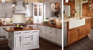 white country kitchen with butcher block. Perfect Country BUTCHER BLOCK COUNTERTOPS Intended White Country Kitchen With Butcher Block B
